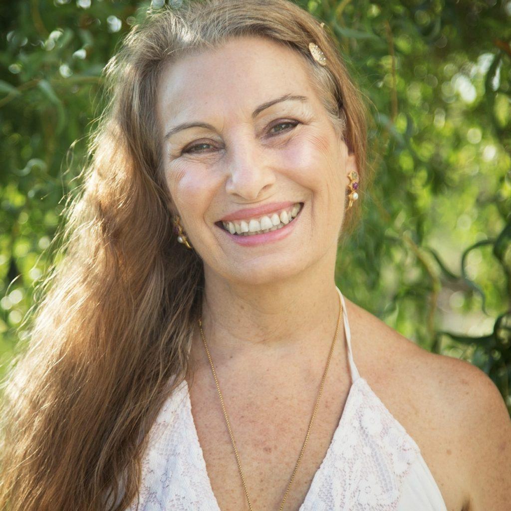 Ma Ananda Sarita portrait picture